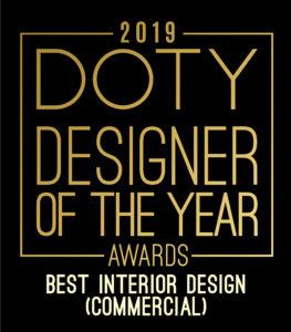 Designer of The Year 2019 Best Interior Design (Commercial)