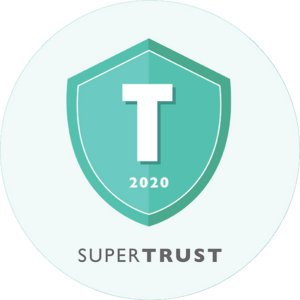 Qanvast SuperTrust Badge 2020